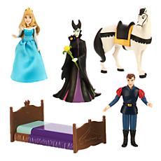Aurora Deluxe Castle Play Set - Sleeping Beauty