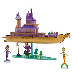 Sofia Floating Palace Play Set