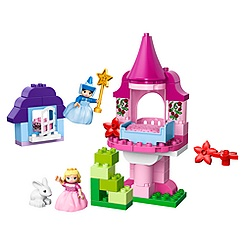 Aurora: Sleeping Beauty's Fairy Tale Playset by LEGO Duplo