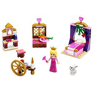 Aurora: Sleeping Beauty's Royal Bedroom Playset by Lego