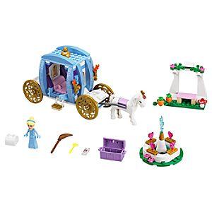 Cinderella's Dream Carriage Playset by Lego