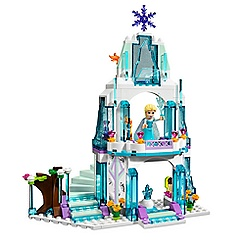 Elsa's Sparkling Ice Castle Playset by LEGO