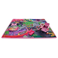 Minnie Mouse Pop Star Playmat Play Set