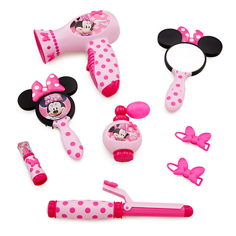 Genuine Mickey Mouse Clubhouse Minnie Mouse Hair Beauty Popstar Play ...