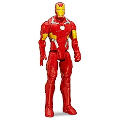 Iron Man Action Figure - Marvel Titan Hero Series - 12''