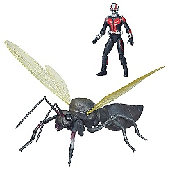 Ant-Man with Ant Action Figure Set - Marvel Legends Infinite Series - 3 3/4''