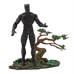 Black Panther Action Figure - Marvel Select - 7''
