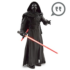Kylo Ren Talking Figure - 14 1/2'' - Star Wars: The Force Awakens