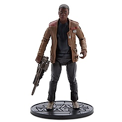 Finn Elite Series Die Cast Figure - 6 1/2'' - Star Wars: The Force Awakens
