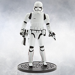 Stormtrooper Elite Series Die Cast Action Figure - Star Wars: The Force Awakens