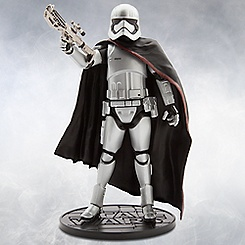 Captain Phasma Elite Series Die Cast Figure - Star Wars: The Force Awakens
