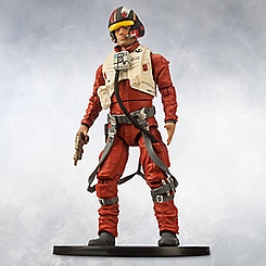 Poe Dameron Elite Series Die Cast Figure - Star Wars: The Force Awakens