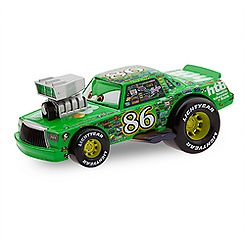 Chick Hicks Die Cast Car - Hot Roddin' Series