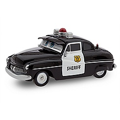 Sheriff Die Cast Car