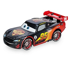 Lightning McQueen Die Cast - Carbon Racers Series