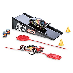 Cars Carbon Racers Rip N' Release Racers Play Set