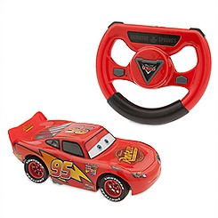 Lightning McQueen RC Vehicle