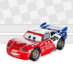 Lightning McQueen Custom Die Cast Car 1:18 - Artist Series