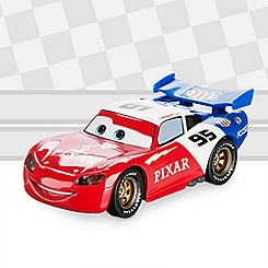 Lightning McQueen Die Cast Car 1:43 - Artist Series