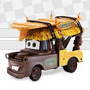Tow Mater Die Cast Car 1:43 - Artist Series