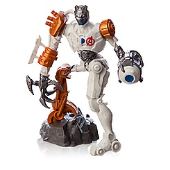 Playmation Marvel Avengers Villain Smart Figure - Ultron Bot