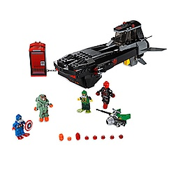 Iron Skull Sub Attack Playset by LEGO - Marvel Avengers