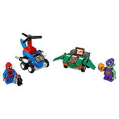 Mighty Micros: Spider-Man vs. Green Goblin Playset by LEGO