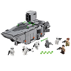 First Order Transporter Playset by LEGO - Star Wars: The Force Awakens