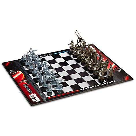 Star Wars Chess Game Board Games Disney Store