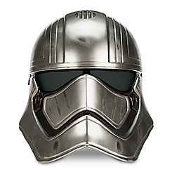 Captain Phasma Voice Changing Mask - Star Wars: The Force Awakens