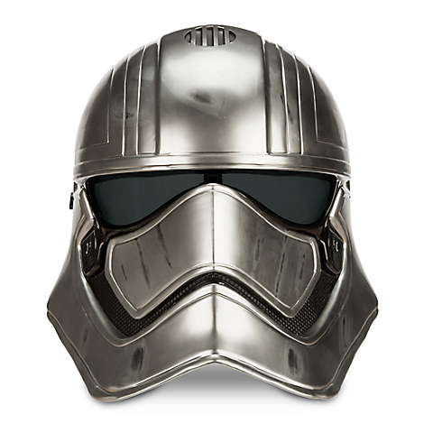 Captain Phasma Voice Changing Mask Star Wars The Force