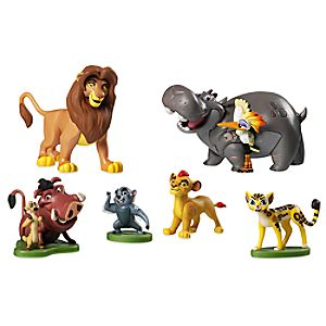 The Lion Guard Figure Play Set
