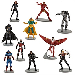 Marvel's Avengers Deluxe Figure Set - Captain America: Civil War