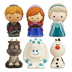 Frozen Bath Toy Set