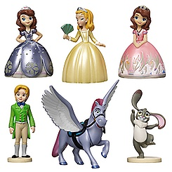 Sofia the First Figure Play Set