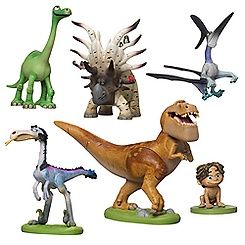 The Good Dinosaur Figure Play Set