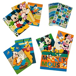 Mickey Mouse Clubhouse Matching Pairs Game