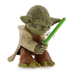 Yoda Wind-Up Flipping Toy - Star Wars