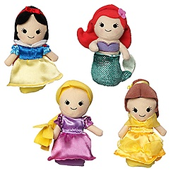 Disney Princess Finger Puppet Set