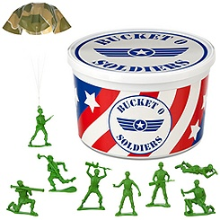 Bucket O' Soldiers Toy Story Set