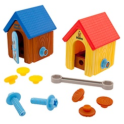 Mickey Mouse Construct n' Play Set