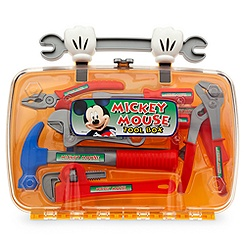 Mickey Mouse Tool Box