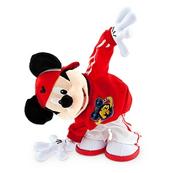 Master Moves Mickey Mouse