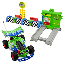 Toy Story RC's Race Gear, Gas & Go! Play Set