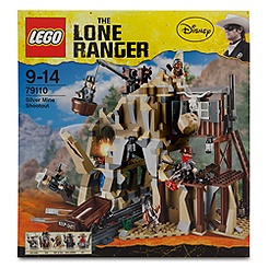 The Lone Ranger Silver Mine Play Set by Lego