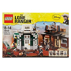 The Lone Ranger Colby City Showdown Play Set by Lego
