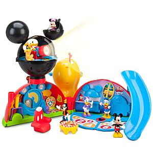 Deluxe Mickey Mouse Clubhouse Play Set