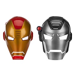 Iron Man 2-in-1 Mask Set
