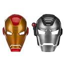 Iron Man 2-in-1 Mask Set