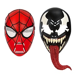 Spider-Man 2-in-1 Mask Set